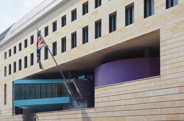 Embaixada britânica em berlim