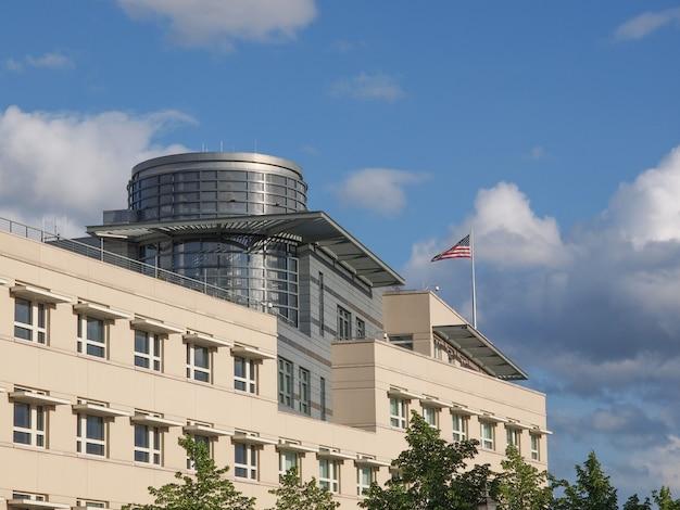 Embaixada dos eua em berlim
