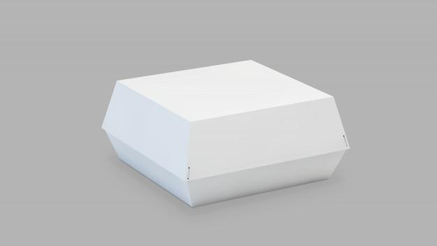 Embalagem burger box