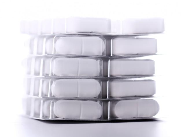 Embalagem de comprimidos