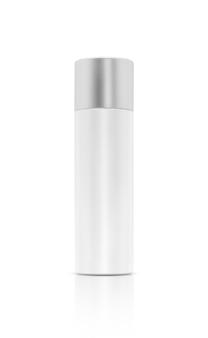 Embalagens em branco frasco de spray cosmético isolado