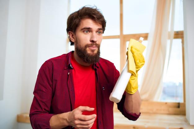 Empregada, limpeza, higiene, prestação de serviços