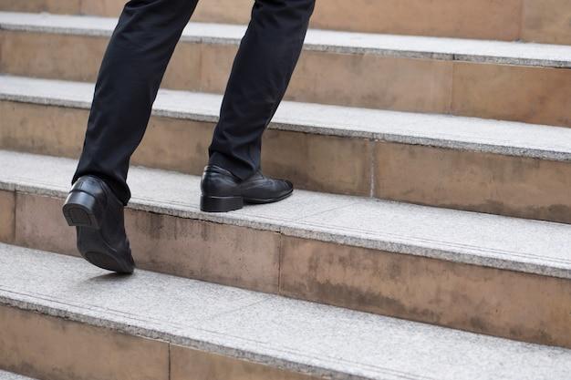 Empresário caminha para o sucesso