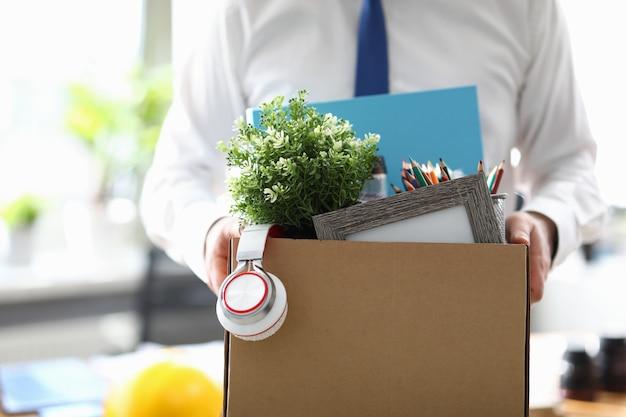 Empresário foi demitido durante recessão econômica oculta