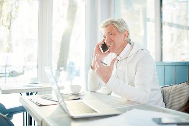 Empresário moderno