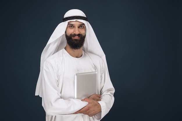 Empresário saudita árabe