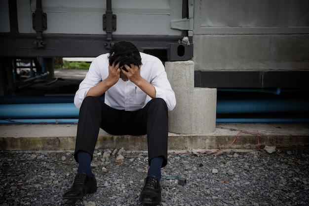 Empresário se sentir mal e falhar depois de ser demitido