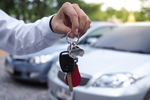 Empréstimo de carro para um empréstimo