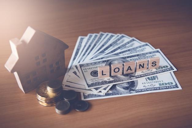 Empréstimos para habitação