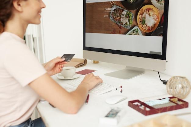 Encomendar comida online