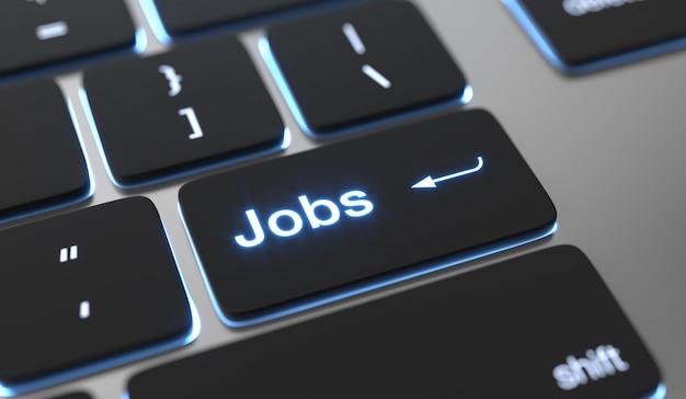 Encontre um conceito de emprego.