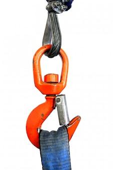 Engate segurando uma corda