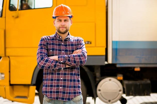 Engenheiro civil engenharia de construção