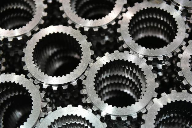 Engrenagens e rodas dentadas