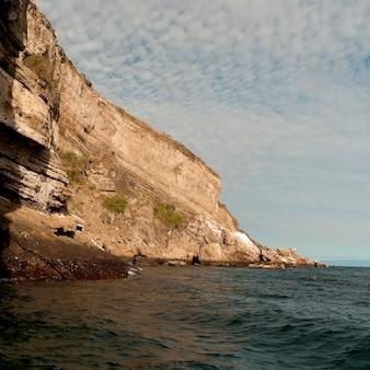 Enseada de tagus, ilha isabela, ilhas galápagos, equador