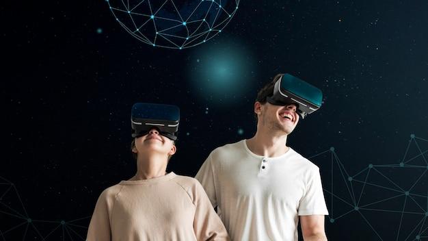 Entretenimento de realidade virtual