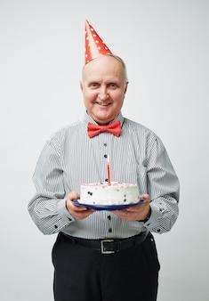Envelhecimento sênior com humor