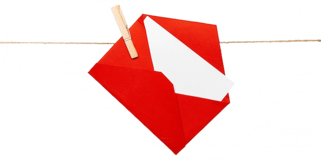Envelopes na corda