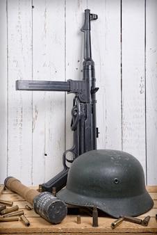 Equipamento alemão da segunda guerra mundial