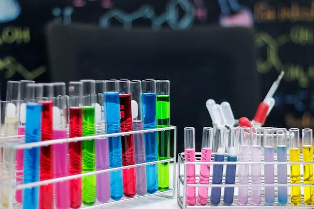 Equipamento de laboratório para experimentos científicos
