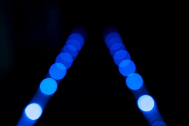 Equipamento de luz no palco para shows