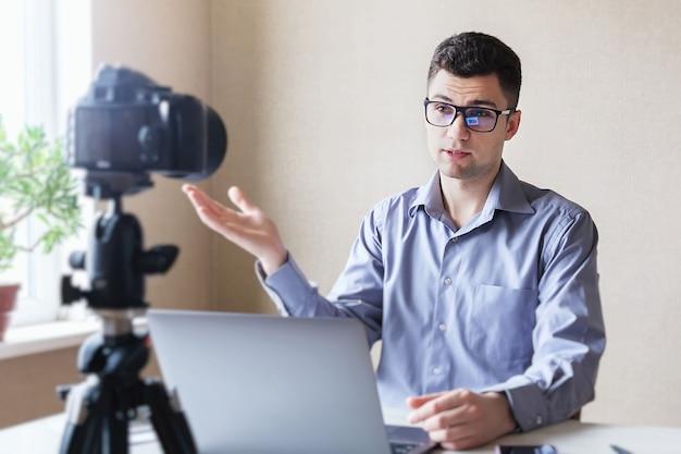 Equipamento profissional de gravação de vídeo digital