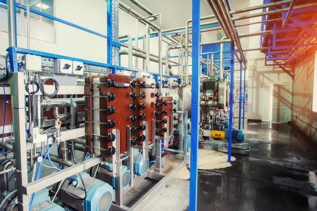 Equipamento tecnológico para fabricação de amido