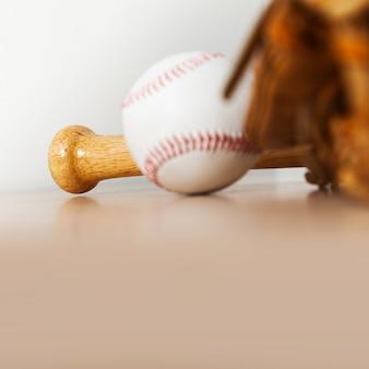 Equipamentos de beisebol