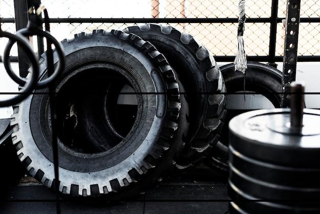 Equipamentos de fitness