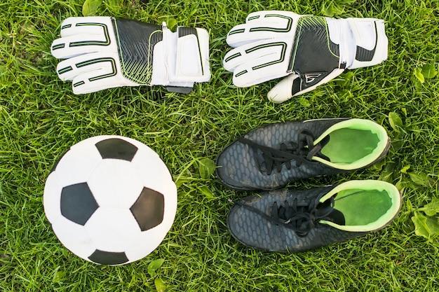 Equipamentos de futebol