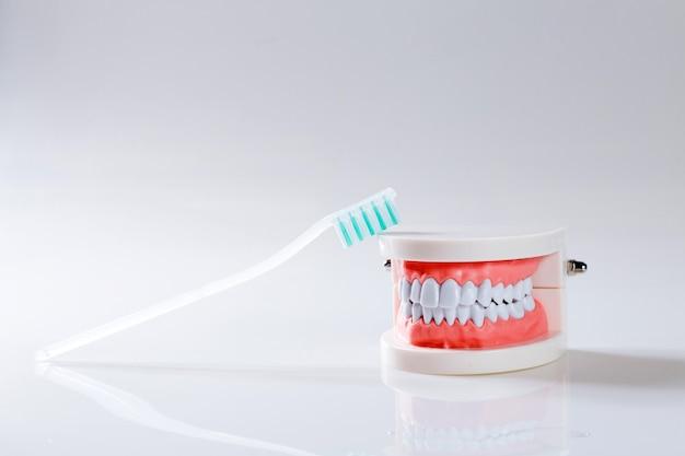 Equipamentos saudáveis ferramentas de atendimento odontológico