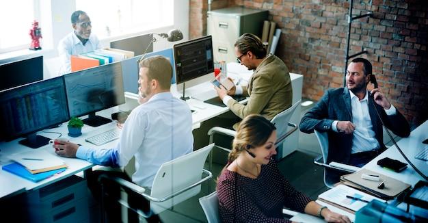 Equipe da bolsa de valores online