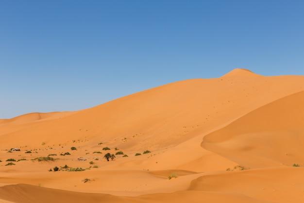Erg chebbi, marrocos