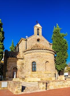 Ermida dos mártires de santos em córdoba - espanha, andaluzia