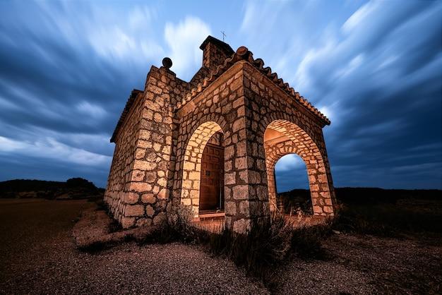 Ermita del corazon de jesus en pastrana