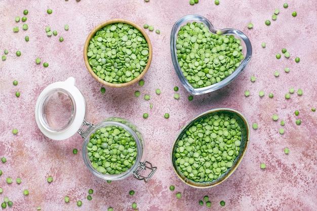 Ervilhas verdes