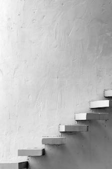 Escada como pano de fundo