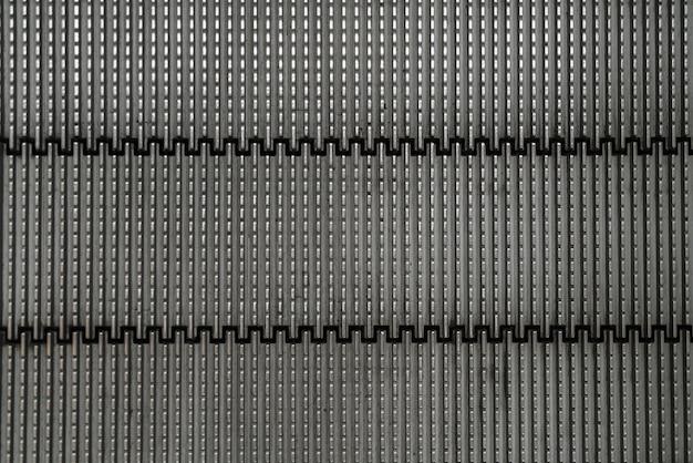 Escada rolante vazia