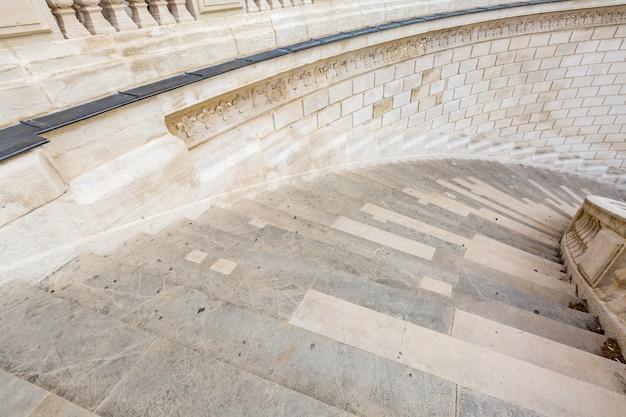 Escadaria antiga