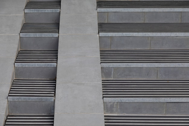 Escadas com escadas