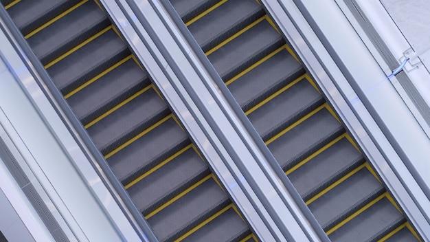 Escadas rolantes, tecnologia moderna