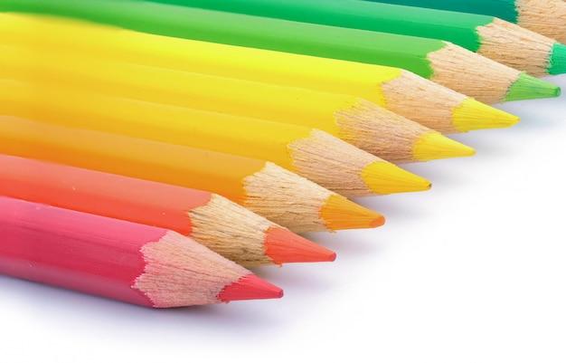 Escala de lápis de cor