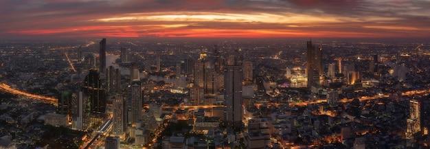 Escapadela noturna da cidade