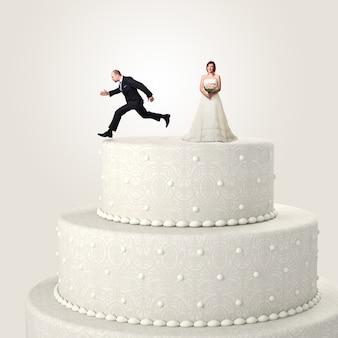 Escapar do casamento