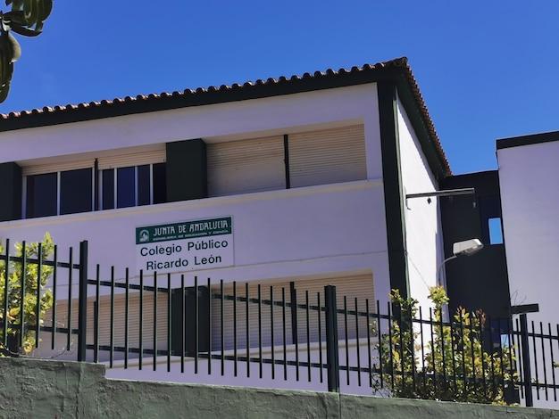 Escola pública espanhola