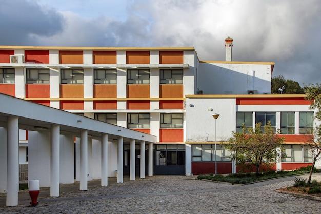 Escola secundária pública