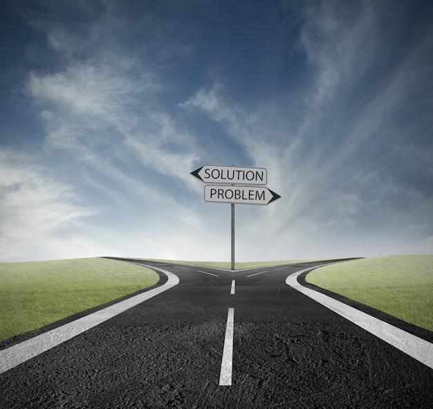 Escolha o caminho correto