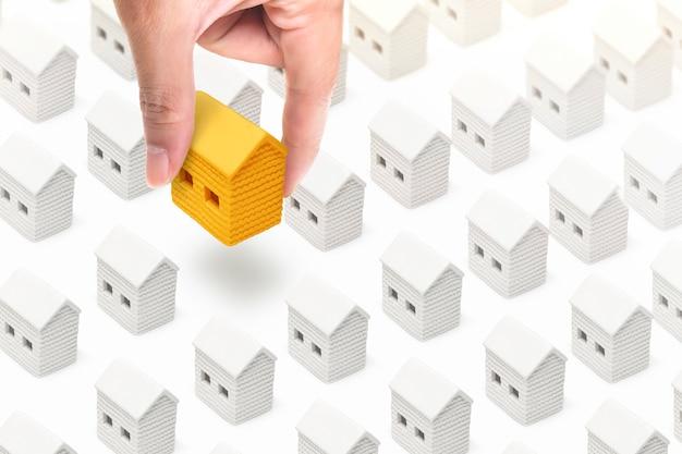 Escolhendo uma boa casa