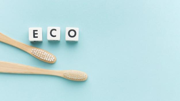 Escova de dente ecologia
