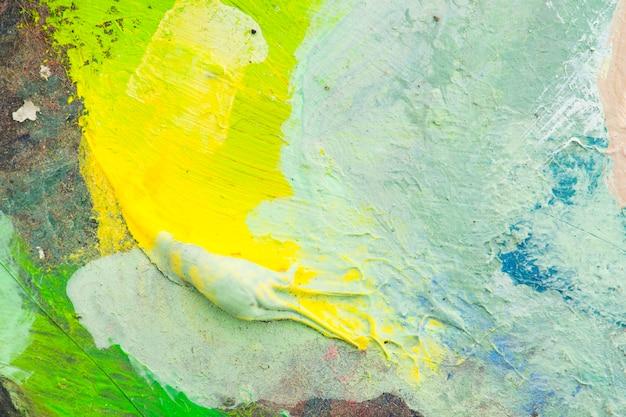 Escova de pintura abstrata textured para o fundo.